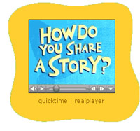 How to share a story