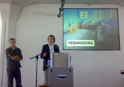 Jeroen de Bruin & Alain Dujardin