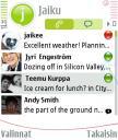 Jaiku Mobile App