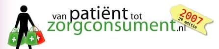 Van Patiënt tot Zorgconsument