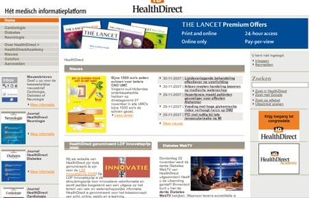 HealthDirect.nl
