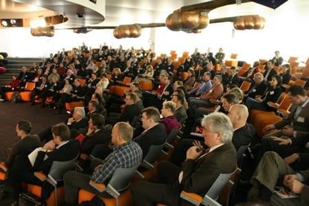 publiek in zaal