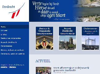 Website Dordrecht