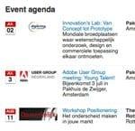 event-agenda