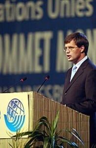 Bezit de speech van Balkenende dezelfde plakfactor als Obama's?