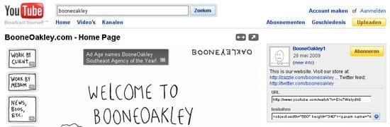 boone oakley