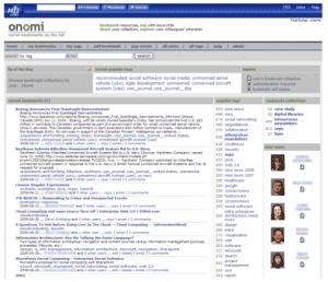 Mitre - social bookmarking