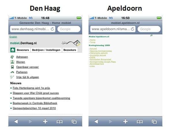 Den Haag Apeldoorn