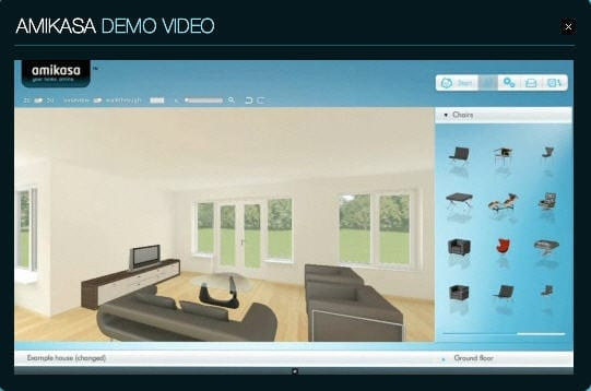 Screenshot van Amikasa.com