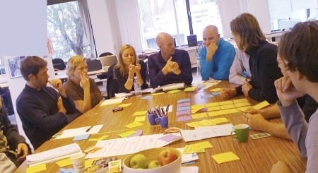 AH sprint planning meeting