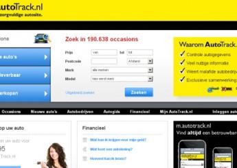 autotrack belgie