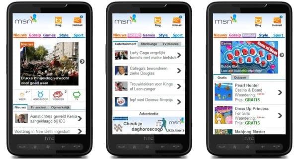 MSNmobile_screenshot