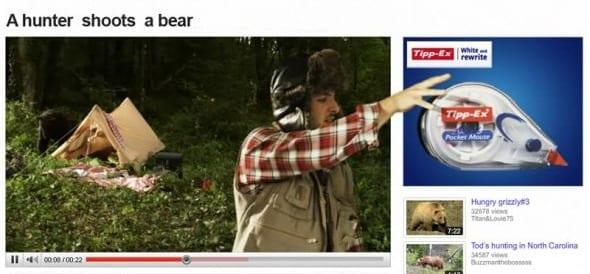 Tipp-Ex Youtube viral