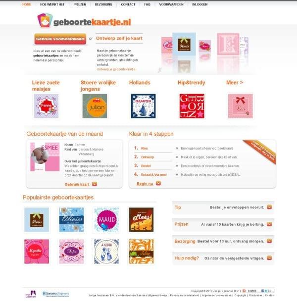 geboortekaartje.nl_screenshot1