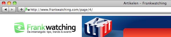 voorbeeld paginering-url