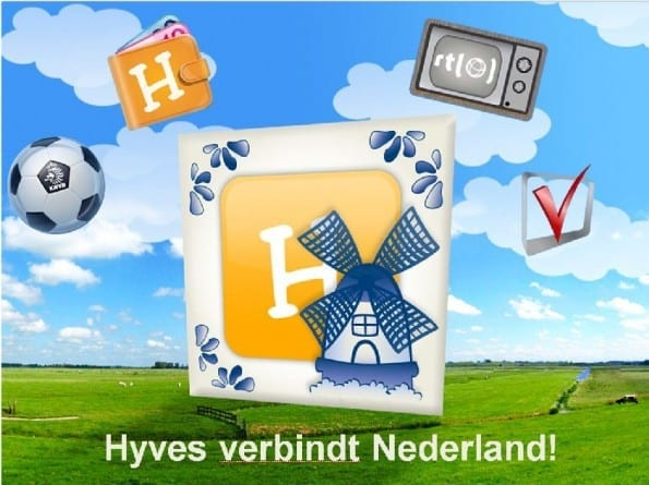 Hyves verbindt Nederland
