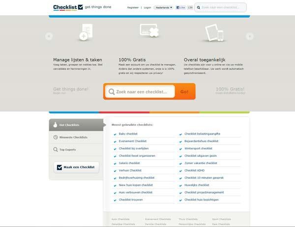 Checklist_Screen_home