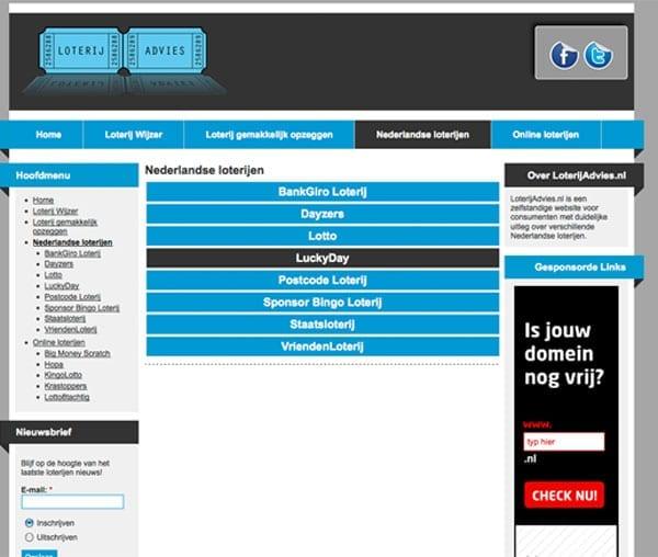 Loterijadvies_Screen_home
