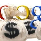Google betekent geld