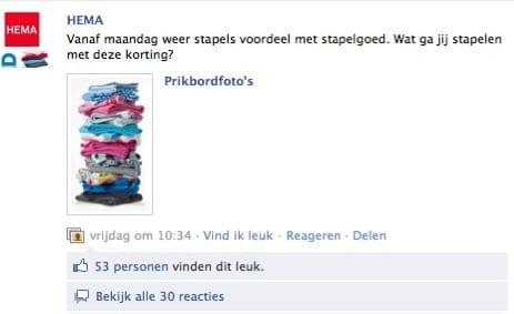 Facebook Hema Edgerank