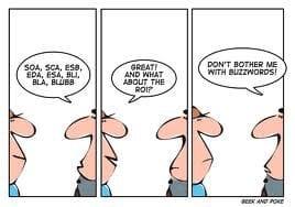 Buzz cartoon
