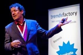 Martin de Munnik - Trendsfactory 2012 - Foto: Marc Bolsius