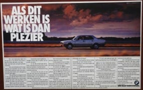 BMW-reclame