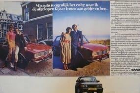 Saab-reclame