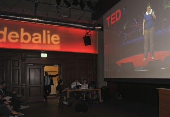 TEDxAmsterdamLive - fotografe Pam Kat