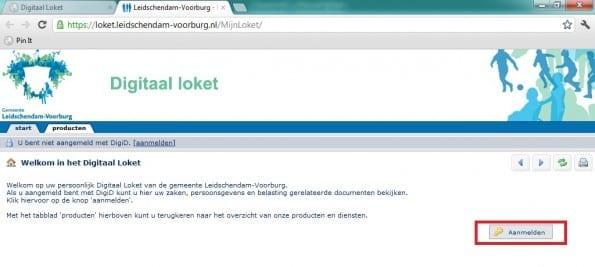 Digitaal loket 2 Leidschendam- Voorburg