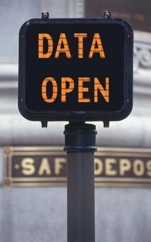 data open