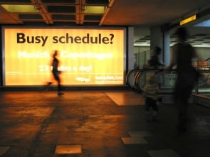 foto 'busy schedule'