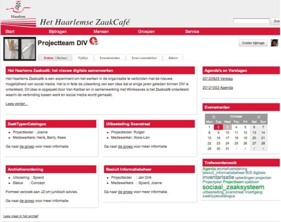 Het Haarlemse ZaakCafé
