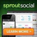 Sprout Social social media monitoring