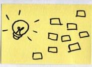 Plaatje van ideeën
