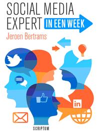 Cover Social media expert in een week