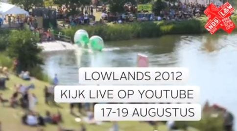 YouTube Lowlands