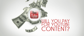 YouTube betaalmodel