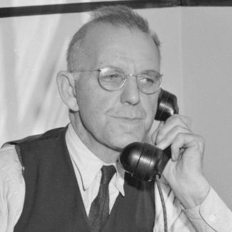 Telefoon op de werkplek