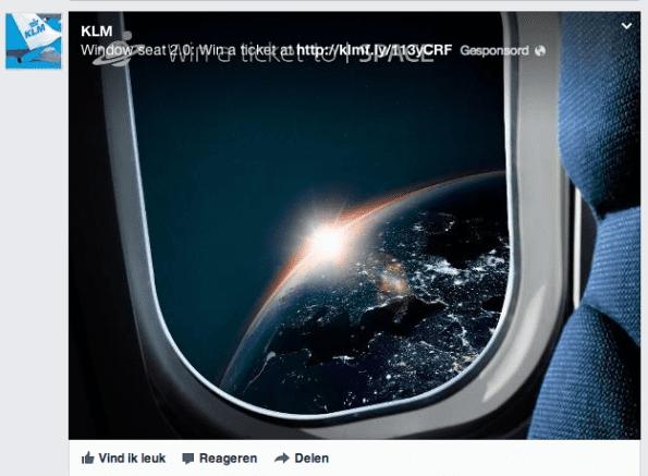 Vernieuwd Facebook Nieuwsfeed