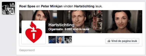 Facebook vernieuwt Nieuwsfeed