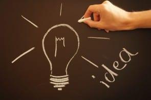 creative bulb idea
