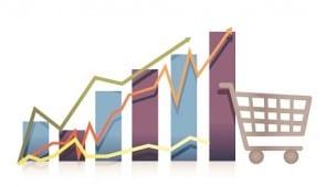 online shopping groei omzet