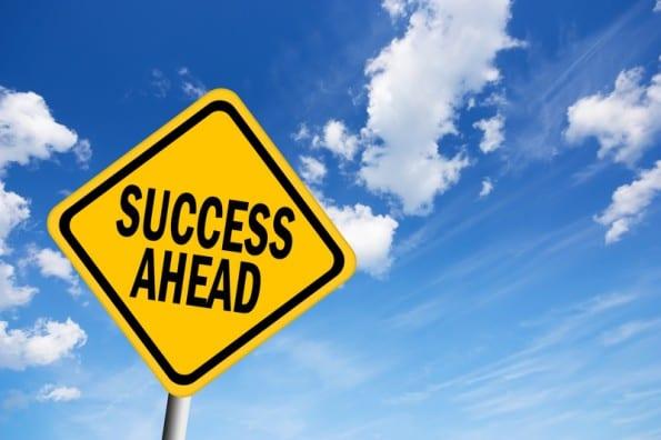 succes plaat