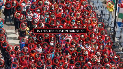 Manhunt in Boston?