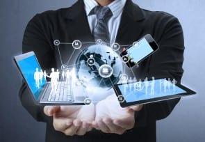 online digitaal werken tools mobiel tablet