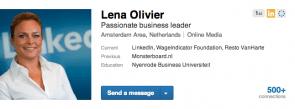 Lena Olivier