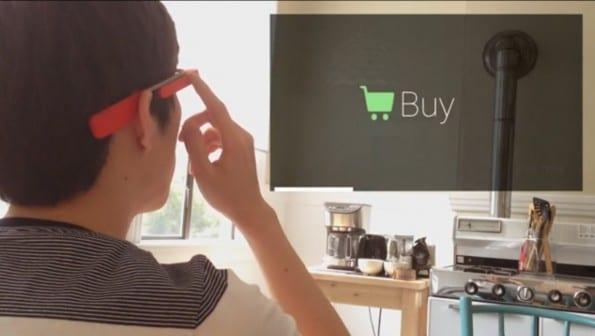The Fancy experimenteert met Google Glass als extra verkooppunt