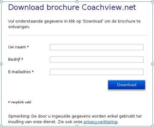 Download formulier winnende variant