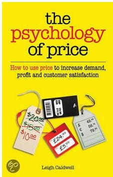 afbeelding psychology of price